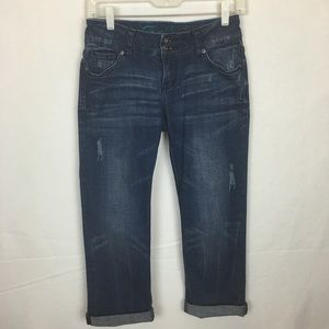 Delias Bailey Jeans Juniors size 1/2